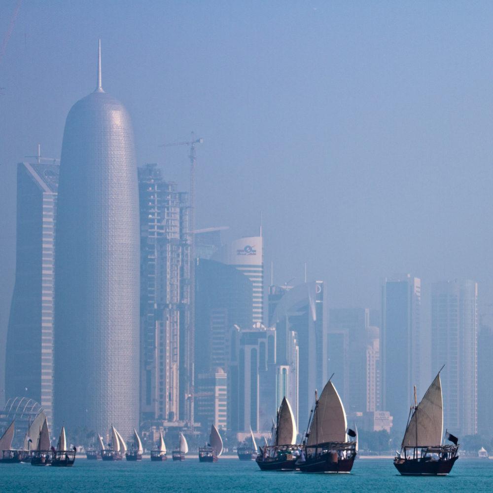 Qatar companies