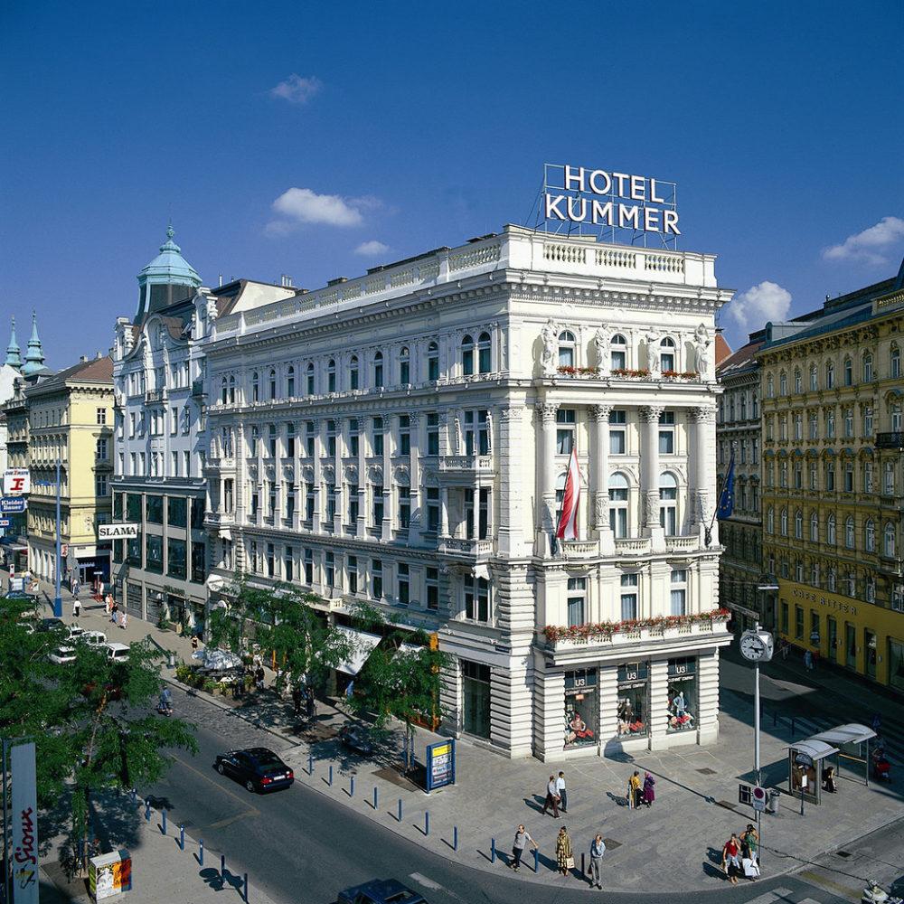 Hotels of Austria